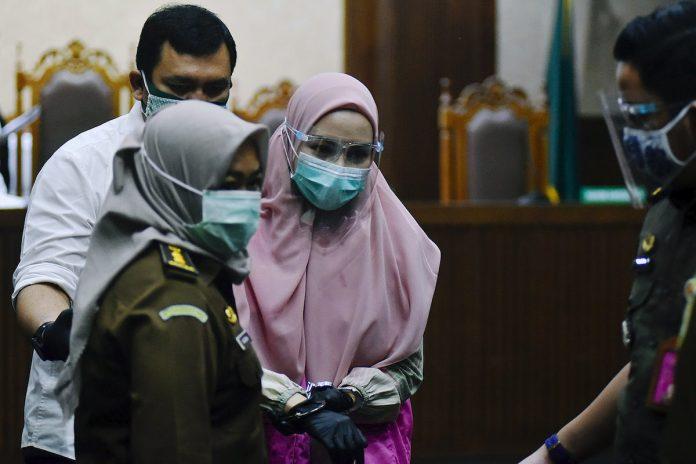 Anomalous Reduction of Pinangki's Prison Sentence Stirs Controversy