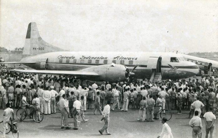 Garuda Indonesia Erick and Suharto's Legacy